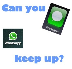 how to monitor whatsapp messages