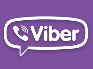 spy on viber - logo