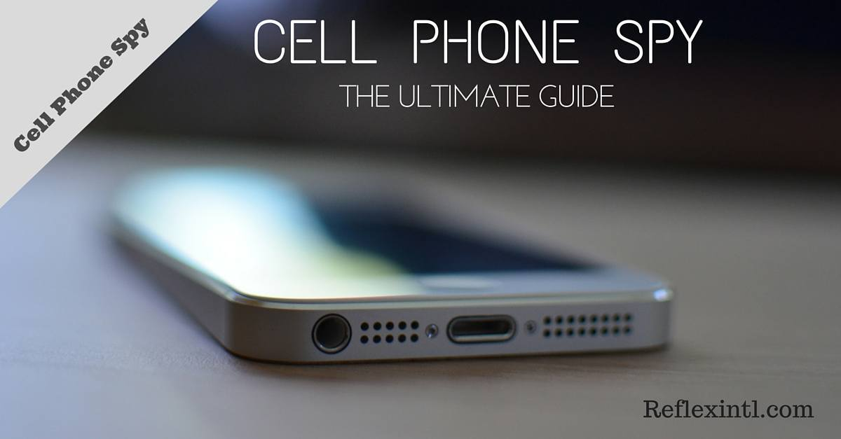 cell phone spy software guide